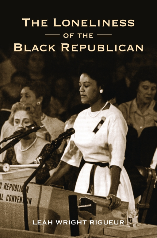 Loneliness of the Black Republican book cover